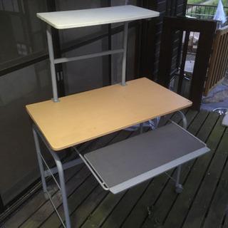 パソコン作業で使えるテーブル - 北諸県郡