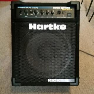 Hartke 120W ベースコンボアンプ KickBackデザイン