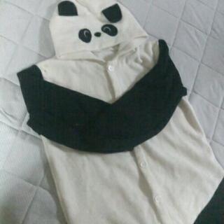 パンダ着ぐるみ120-130