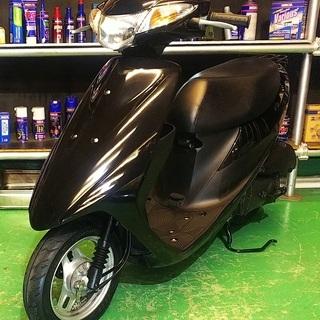 バイク屋の安心の整備済み!V50G!人気の黒!