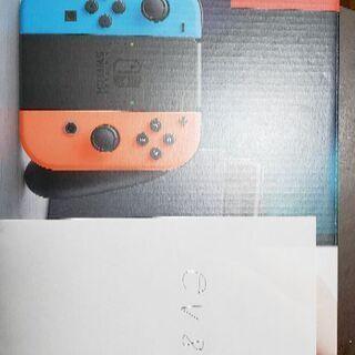 Switchの新品です。
