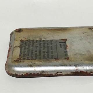 サビ塗装ブリキプレートTTTS iPhoneXR対応ケース