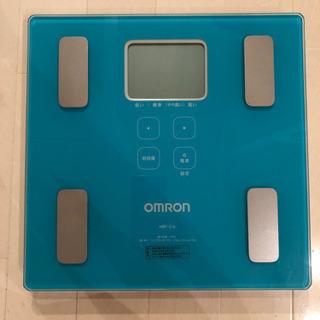 OMRON体重計