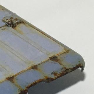 プレスラインSB iPhoneX、XS対応ケース サビ塗装 - 洲本市