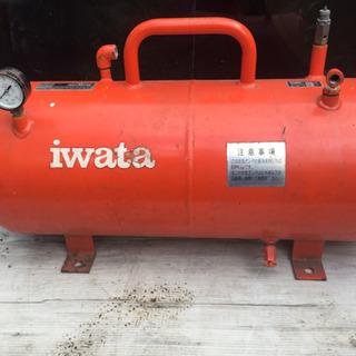 iwata エアータンク33L
