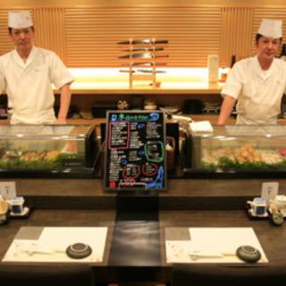 寿司店調理師の画像