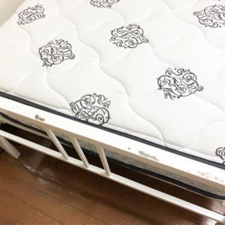 【吹田】シングルベッド 解体してお運び可能!おまとめ購入者優先し...