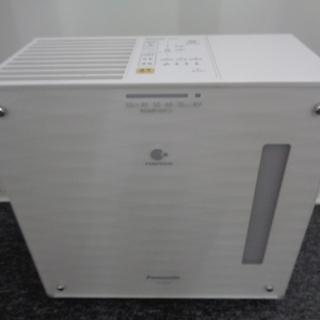 パナソニック 加湿機 気化式(ナノイー搭載)  FE-KXL05-W