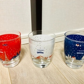 グラス(コップ)3種類