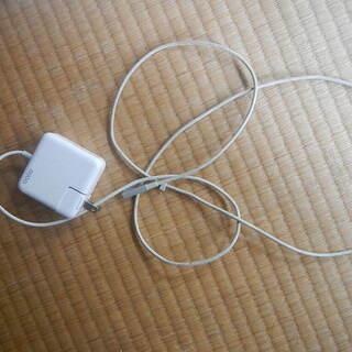 macbook 充電器 ACアダプタ 互換電源アダプタ L字 ジャンク