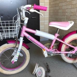 値下げ! 子供用自転車 14インチ