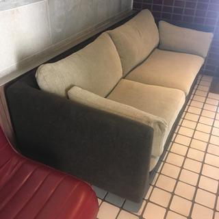 デンマーク製 マリボのソファ
