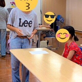 小学生★はじめてのマンガ教室【大阪】~ペン入れからトーン貼り~