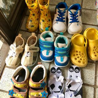 子供靴  ベビー靴  7足セット