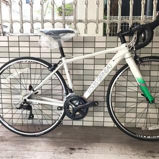 新品!2017モデル ルイガノ ロードバイク!