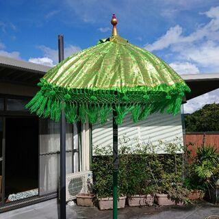 ☆値下げ☆バリ傘 の画像