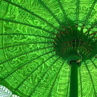 ☆値下げ☆バリ傘  - 家具