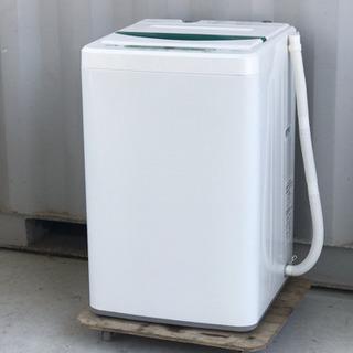 美品!ハーブリラックス洗濯機◇4.5㎏◇2017年製◇YWM-T...