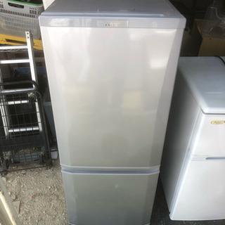 中古相場29800円 2017年製 三菱 146L 2ドア冷蔵庫...