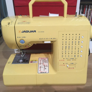 JAGUAR ジャガー ミシン CD-2202M