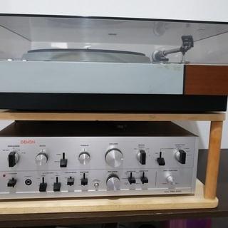DENON PMA-500Z(アンプ)とDP-2700(レコード...