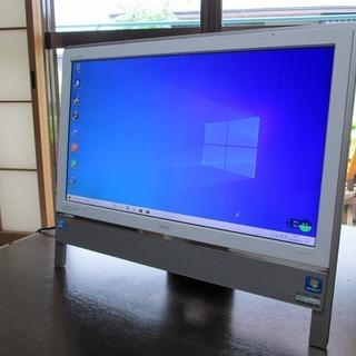 〔売約済〕NEC VN770/C改一体型セットPC Window...