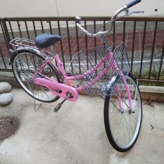受け渡し者決定 自転車 綺麗です