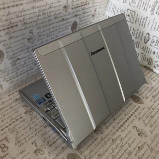 ☆彡値下げ。i5第二/SSD240GB/Win10Pro/Office2019付/Panasonic Let'snote/12.1インチ/メモリ4GB/無線LAN/DVD・CD再生・書き込みソフト付 No.2005001 − 東京都