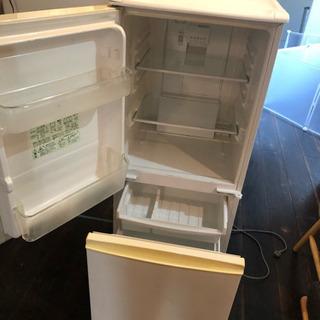 【取引中】SHARP冷蔵庫137L 2009年 差し上げます