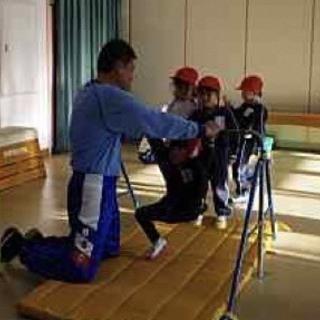 子ども達と体育で楽しく運動しませんか?