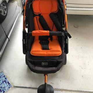 超レア ABCデザイン ベビーカー
