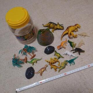 おもちゃ王国購入 恐竜のおもちゃ