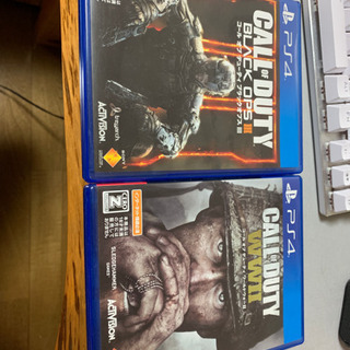 PS4 Call of duty ソフト