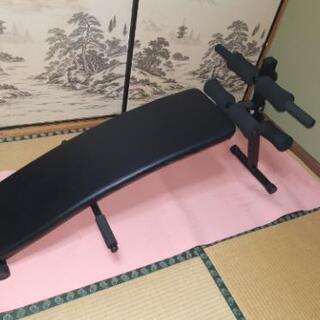 シットアップベンチ(腹筋ベンチ)