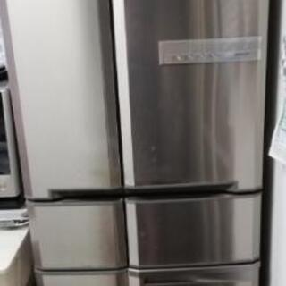 三菱大型冷蔵庫465L