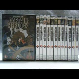 DVD  キャプテンハーロック全巻セット