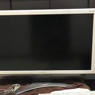 SHARP AQUOS 40型液晶テレビ