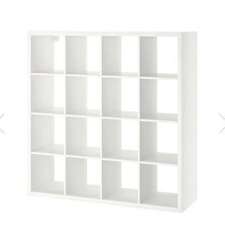 IKEA シェルフユニット ホワイト