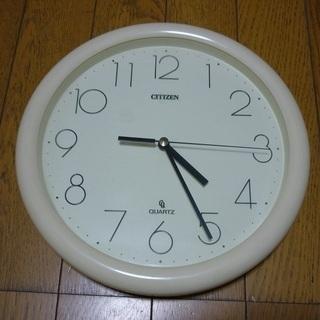★CITIZEN★シチズン掛け時計★かなり古いです★