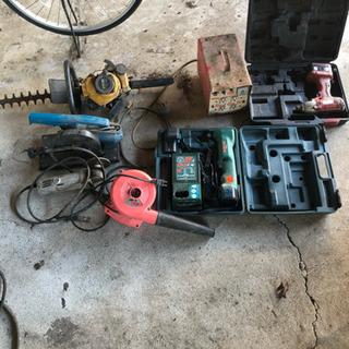 ジャンク扱い工具