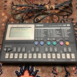 YAMAHA MU5 MIDI