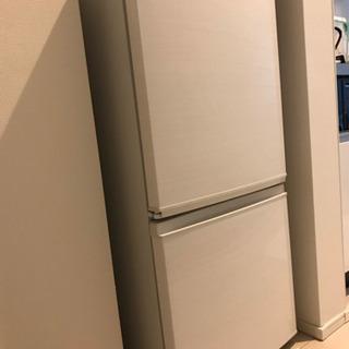 シャープ 冷蔵庫 137L  [10月上旬引き渡し希望]