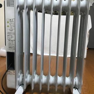 フィリップスラジエーター式オイルヒーター