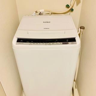 日立洗濯機BW-V80C 2018年製 - 横浜市