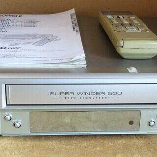 ☆三菱 MITSUBISHI HV-FA6G VHSレコーダー ...