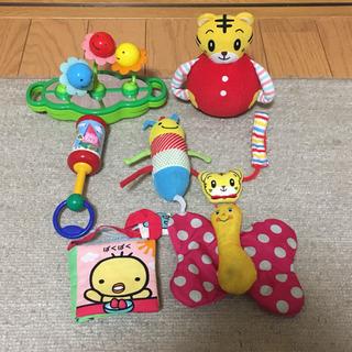 0歳児の知育おもちゃ ベネッセ こどもちゃれんじ しまじろう等