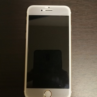 Iphone6 Gold 64G Softbank