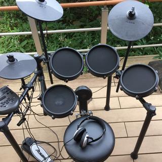 【電子ドラム】人気のNITRO MESH KIT売ります!