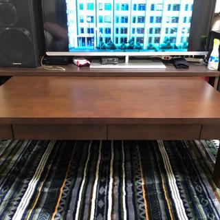ニトリで購入して使用実質2ヶ月のセンターテーブル