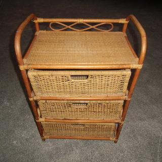 籐家具三段